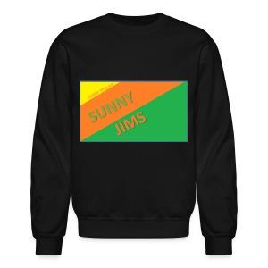 Sunny Jims YouTube Shirt Hoodie (Official) - Crewneck Sweatshirt