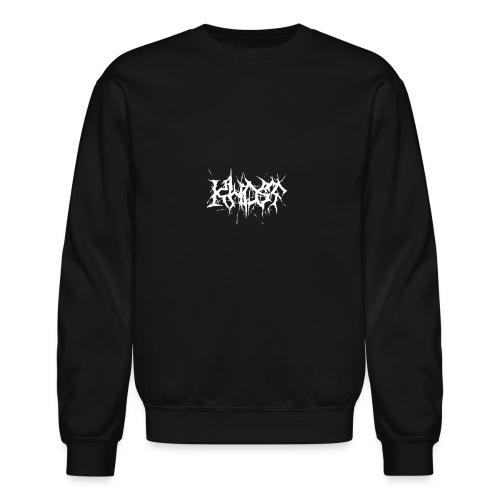 KHOST WHITE LETTERING - Crewneck Sweatshirt