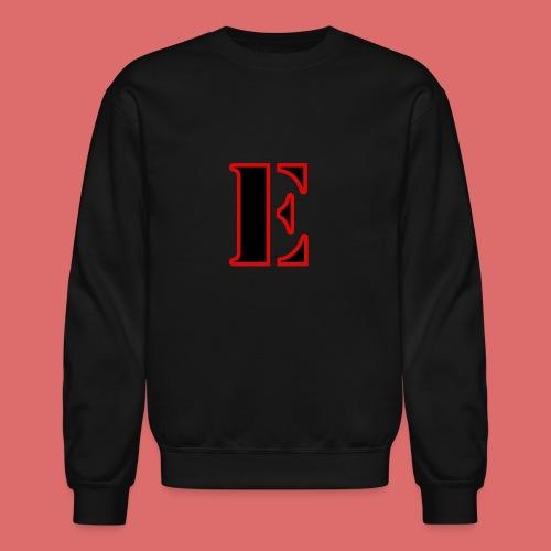 E Logo - Crewneck Sweatshirt
