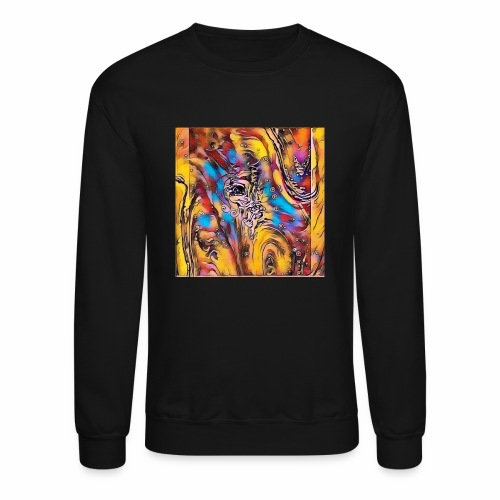 Welcome Abstract - Crewneck Sweatshirt