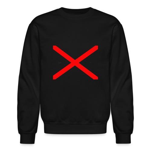 GAMER-X-1ST Youtube LOGO - Crewneck Sweatshirt