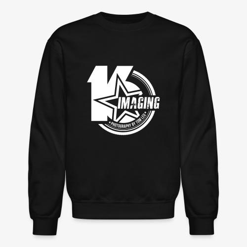 16 Badge White - Crewneck Sweatshirt