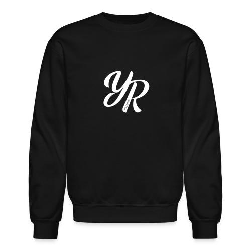 YR White Premium - Crewneck Sweatshirt