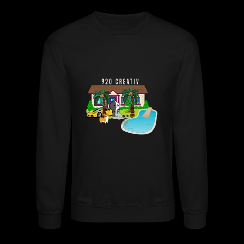 920 Collectiv HOUSE design - Crewneck Sweatshirt