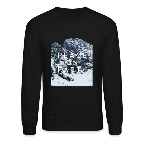 PEACE ON EARTH - Crewneck Sweatshirt