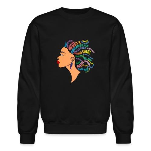 Strong Black Women - Crewneck Sweatshirt