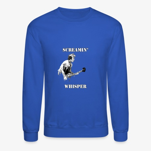 Screamin' Whisper Filth Design - Crewneck Sweatshirt