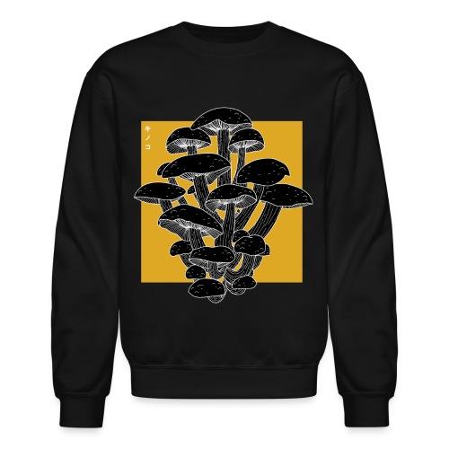shrooms 2 edited 1 - Crewneck Sweatshirt
