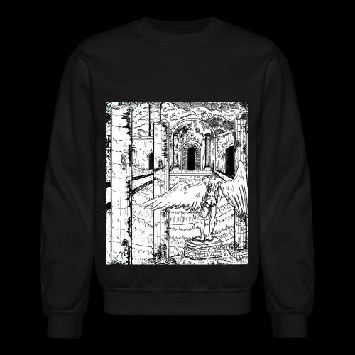 Ninth Column Prologue Design - Crewneck Sweatshirt