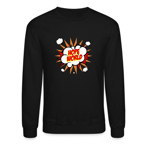 Hope World - Crewneck Sweatshirt