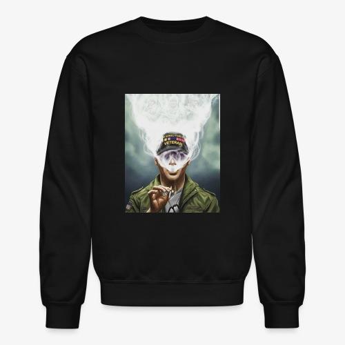 PTSD VET - Crewneck Sweatshirt