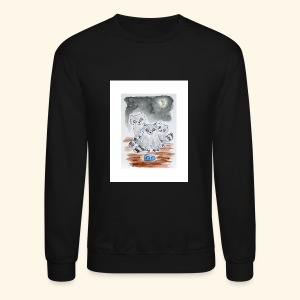 Three Little Bandits - Crewneck Sweatshirt