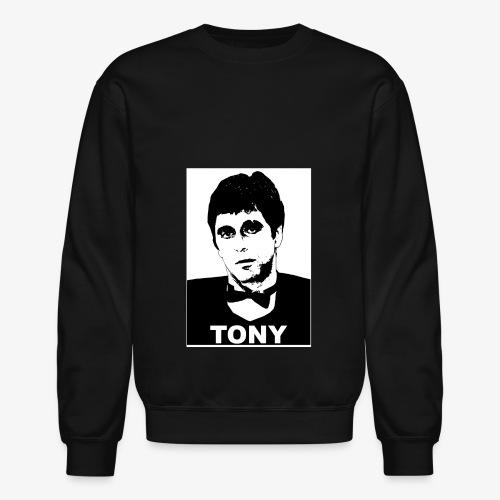 Tony Montana - Crewneck Sweatshirt