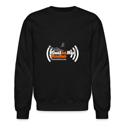 Paul in Rio Radio - Thumbs-up Corcovado #1 - Crewneck Sweatshirt