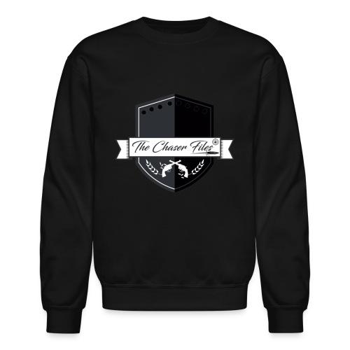 The Chaser Files Logo - Crewneck Sweatshirt