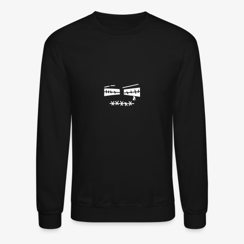 sticth face - Crewneck Sweatshirt