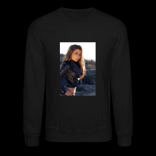 Rebecca Grant tuff and sexy - Crewneck Sweatshirt