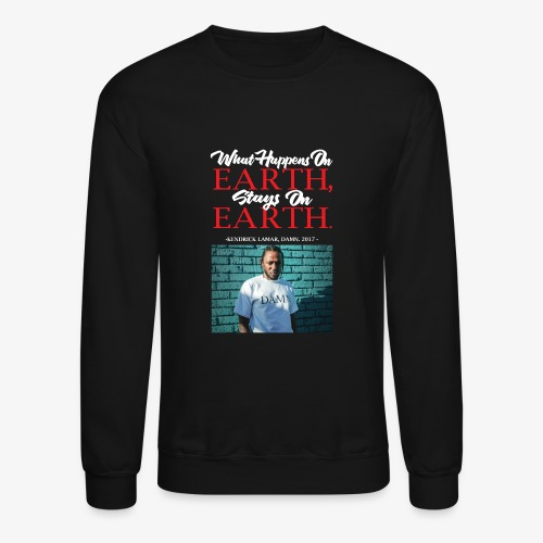 Damn Quote - Crewneck Sweatshirt