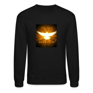 Holy Spirit walk with me! - Crewneck Sweatshirt