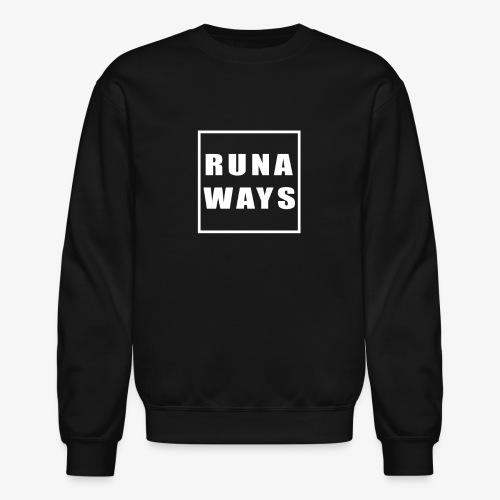 Runaways Box Logo - Crewneck Sweatshirt