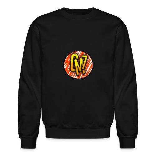 ConMan7 Logo - Crewneck Sweatshirt