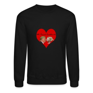 6th Period Sweethearts Government Mr Henry - Crewneck Sweatshirt