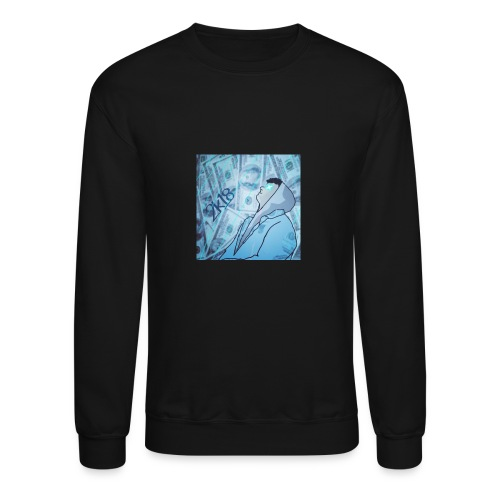 2k18 glow up - Crewneck Sweatshirt