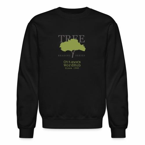 Tree Reading Swag - Crewneck Sweatshirt