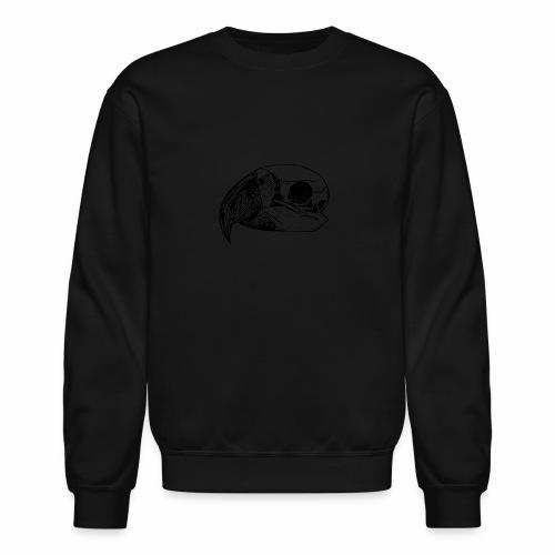 Macaw Skull - Crewneck Sweatshirt