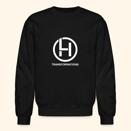All Black Line - Crewneck Sweatshirt