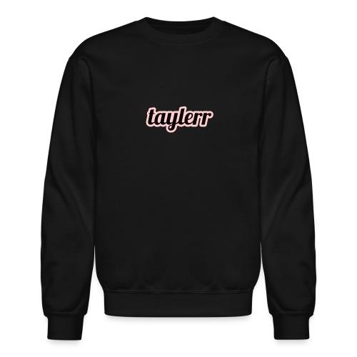 Taylerr Brand Bold Logo // 2nd collection // - Crewneck Sweatshirt