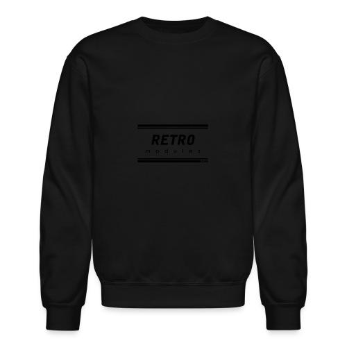 Retro Modules - Crewneck Sweatshirt
