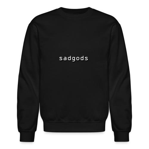 sadgods apparel, clothes and accessories - Crewneck Sweatshirt