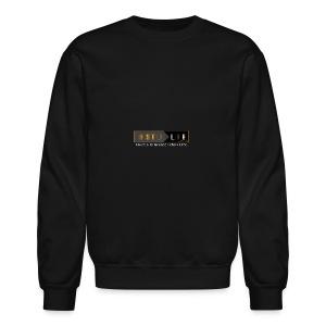 Hustle_Life - Crewneck Sweatshirt