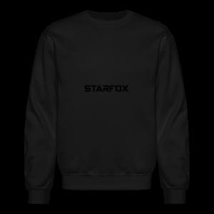 STARFOX Text - Crewneck Sweatshirt