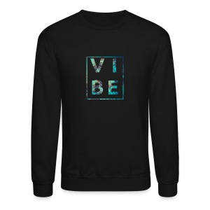 Palm Tree Vibe - Crewneck Sweatshirt