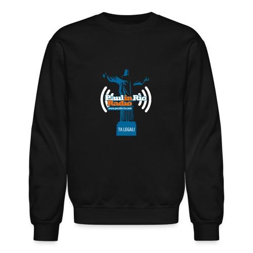 Paul in Rio Radio - The Thumbs up Corcovado #2 - Crewneck Sweatshirt