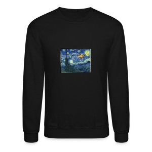 Starry Night Drone - Crewneck Sweatshirt
