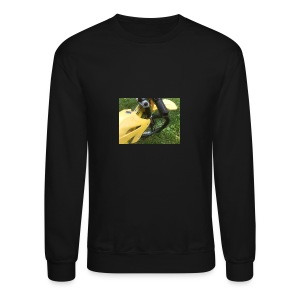 Youtube got me this bike jk - Crewneck Sweatshirt