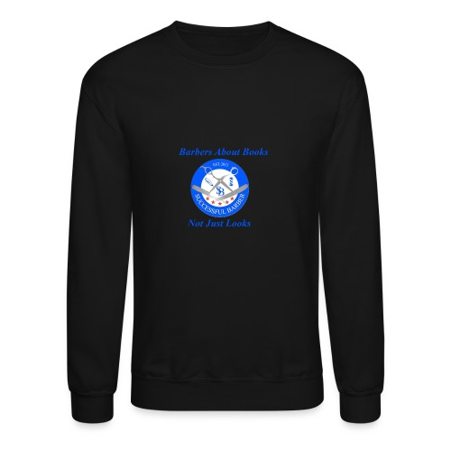 BarberShop Books - Crewneck Sweatshirt