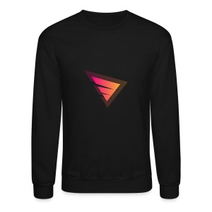 Logo IteX with another background logo - Crewneck Sweatshirt