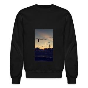skyline - Crewneck Sweatshirt
