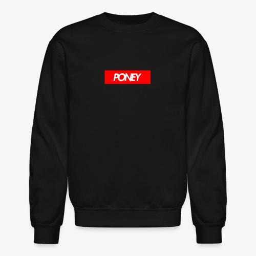 SUPREME PONEY v2 - Crewneck Sweatshirt