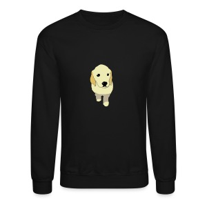 Golden Retriever puppy - Crewneck Sweatshirt