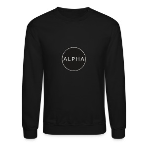 alpha team fitness - Crewneck Sweatshirt