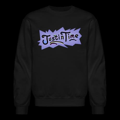 JustinTime - Crewneck Sweatshirt