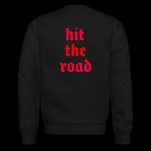 Hit The Road - Crewneck Sweatshirt