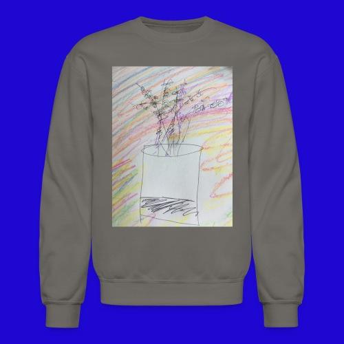 Lazy Artwork - Crewneck Sweatshirt