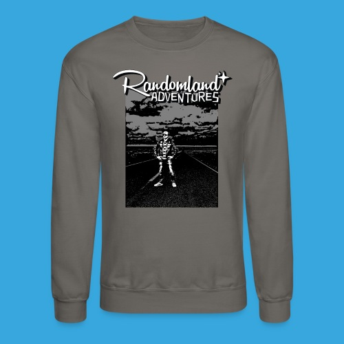 Randomland™ Road shirt - Crewneck Sweatshirt