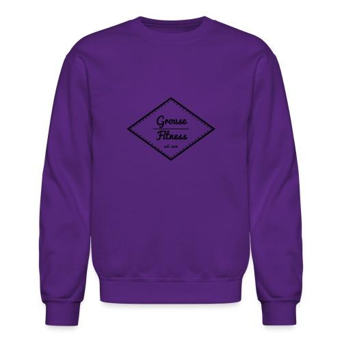 Grouse Fitness High Quality Logo png - Crewneck Sweatshirt